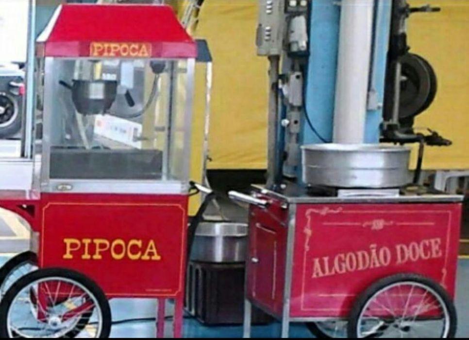 Maquina de Pipoca Avenda