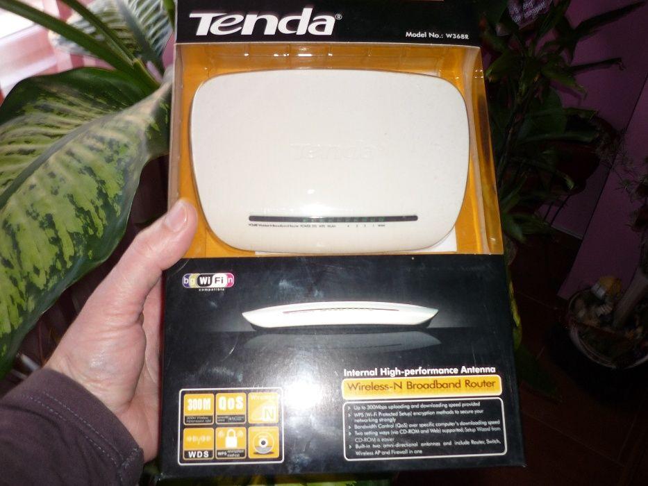 router Tenda w368r