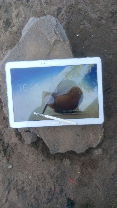 Samsung tab note 32G com flash 10polegadas leva cartão de rede