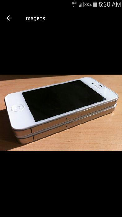 iPhone 4s novo fora da caixa 16 gb