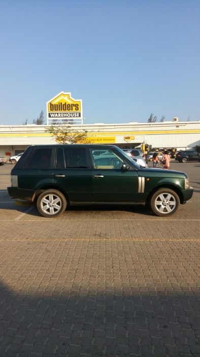 Vendo Land Rover Range Rover Vogue