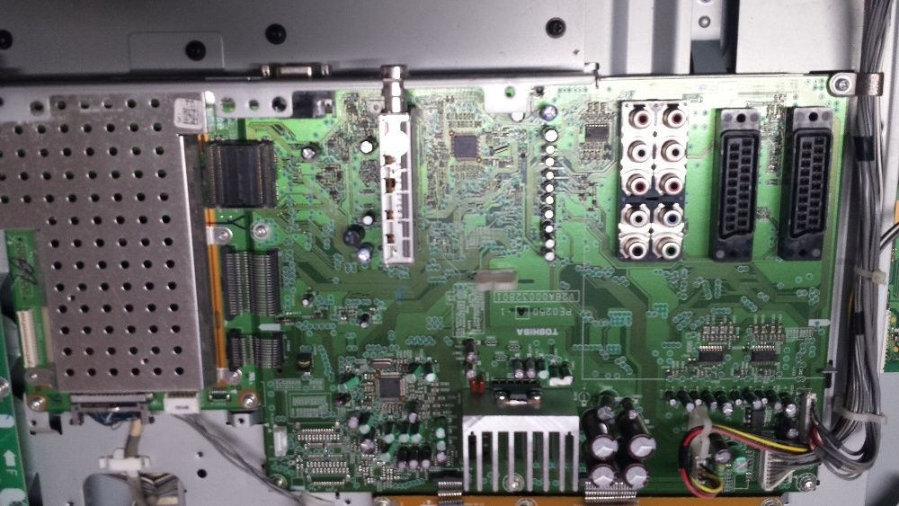 Placa digitala V28A00032801 din lcd 32 toshia 32c3000c