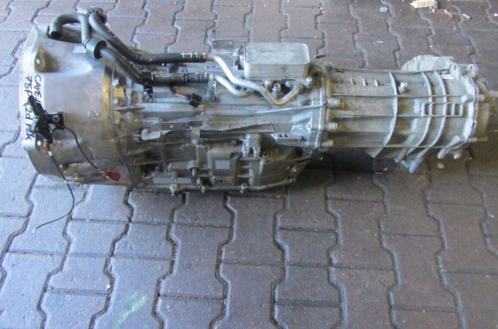 Porsche Cayenne 7p5 2011-2018 4.2 diesel cutie de viteze