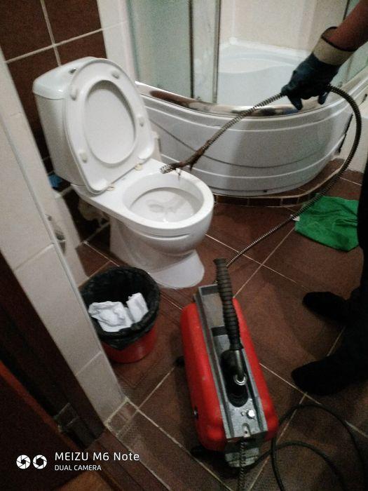 Прочистка канализации недорого, чистка труб, прочистка труб, срочно