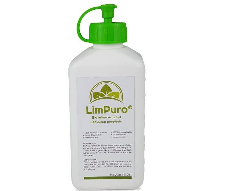 Lichid curatare Bong Pipa Limpuro solutie detergent 100% Bio