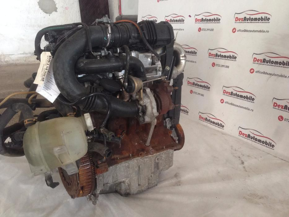 Motor Renault 1.5DCI K9K714 K9K792 K9K766 K9K704 K9K716 K9K770 K9K830 Ploiesti - imagine 4