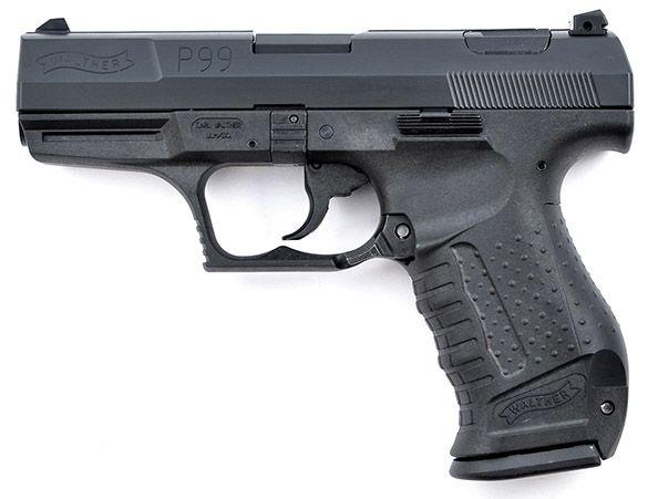 Airsoft пистолет Walther - различни модели