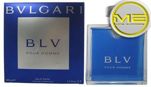 Bvlgari BLV pour homme 100 ML