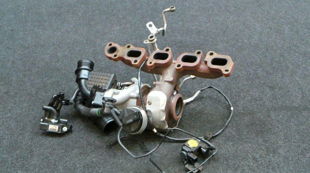 Turbina 2.0 TDI DEU CZH CSU DDC Audi A4 A5 Q5 04L253019A