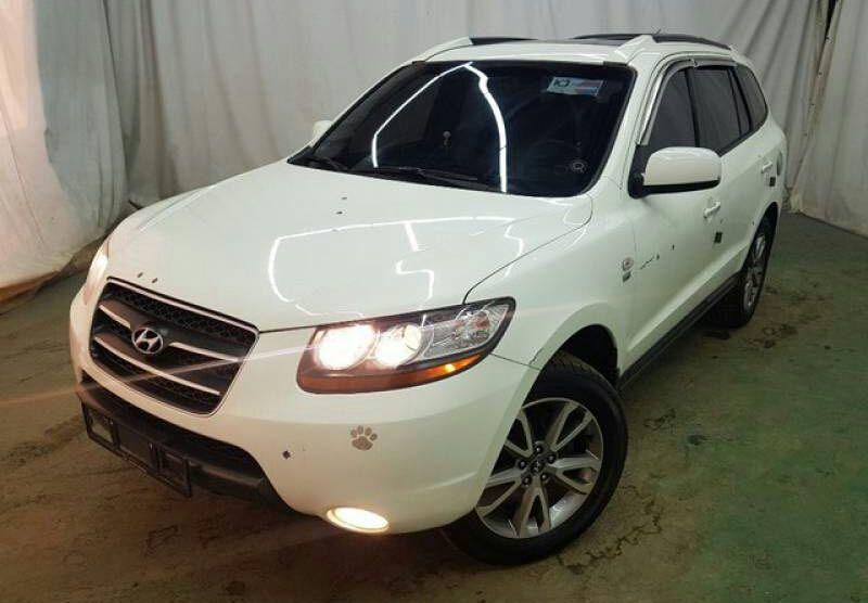 Hyundai Santa Fé disponível