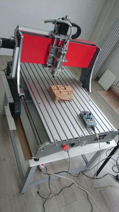 Router CNC Compact
