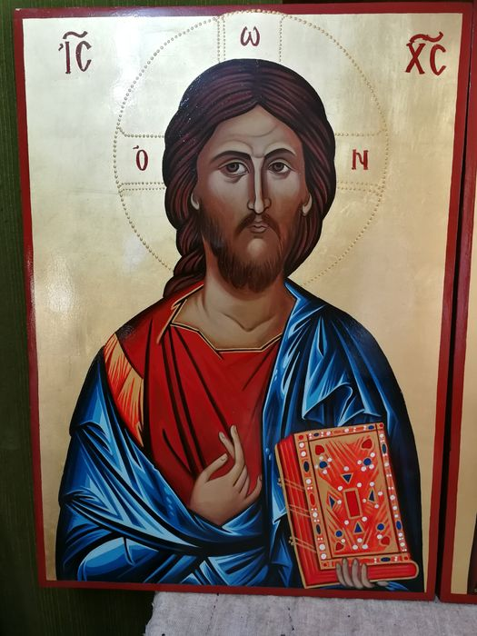 Icoana Mântuitorul Iisus Hristos