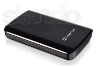 (НОВЫЙ) Жесткий диск TRANSCEND StoreJet 25D3 500GB, USB 3.0, черный