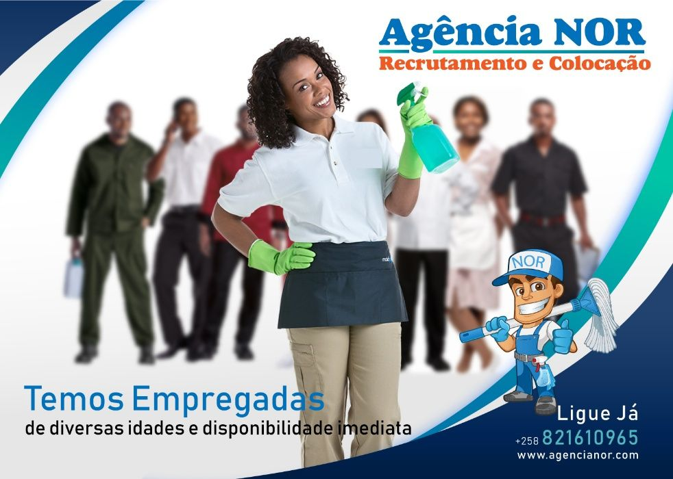 Empregadas Domesticas Cozinheiras & Babas Residentes