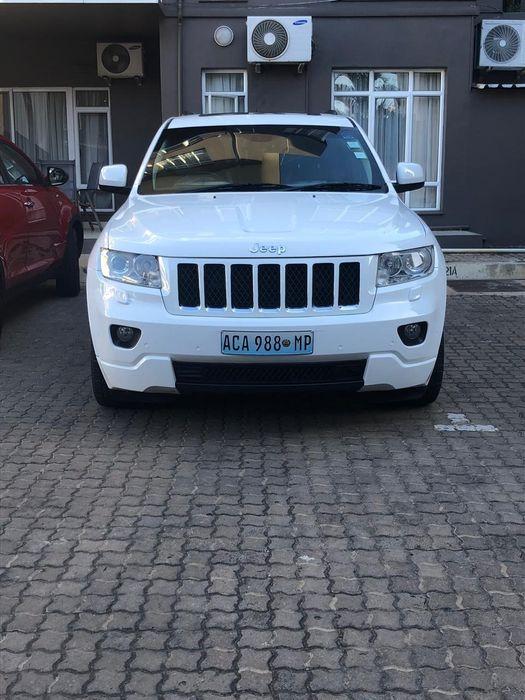 Jeep | Grand Cherokee | 2012 | Automático | Gasolina | 4.7L | 4×4