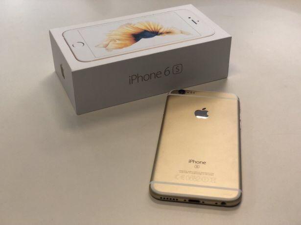 iphone 6S 64GB novos selados