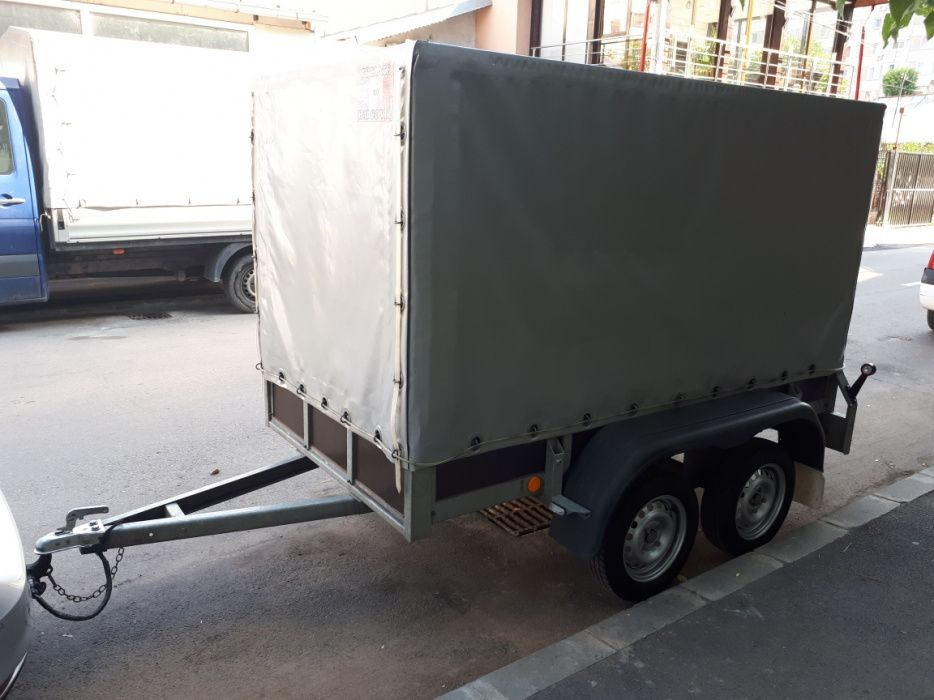 Închirieri remorci auto 750 kg