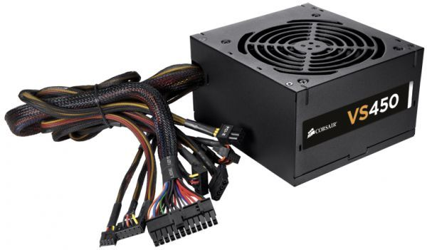 fonte gamer CORSAIR VS450