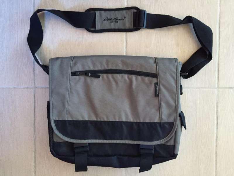"НОВА оригинална чанта за лап топ ноутбук (14-15-16 "") на EDDIE BAUER"