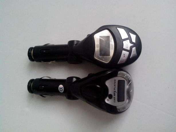 Modulator FM, MP3 player auto cu USB / cu Bluetooth 2.0