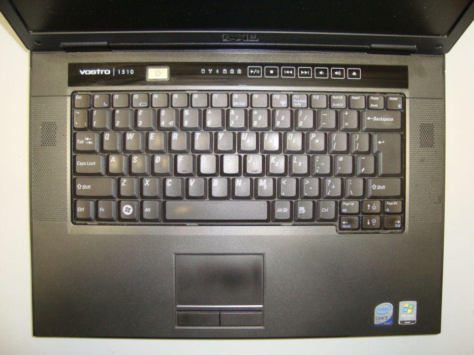 Dell Vostro 1510 лаптоп на части