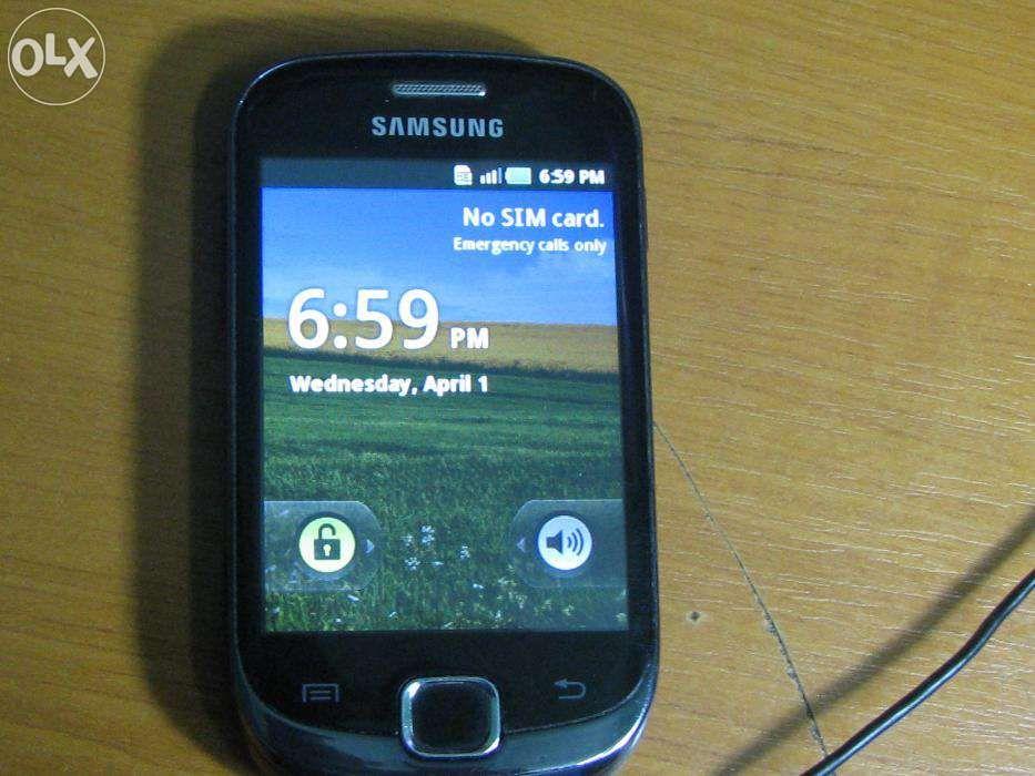 Telefon mobil Samsung Galaxy Fit S5670