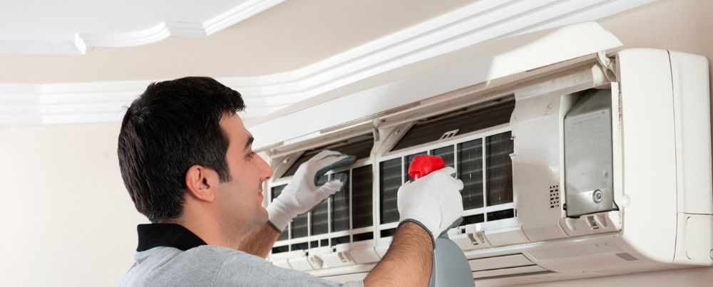 Reparação e Manutenção de Ar condicionado Geleira Arcas