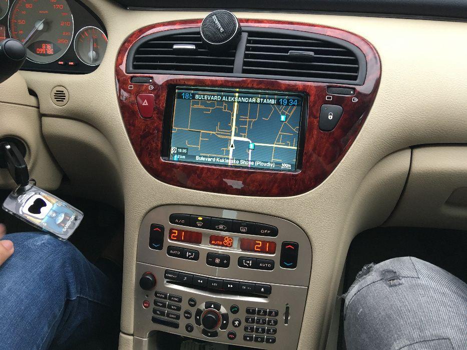 Навигационен диск PEUGEOT CITROEN спийд камери пежо ситроен Диск навиг