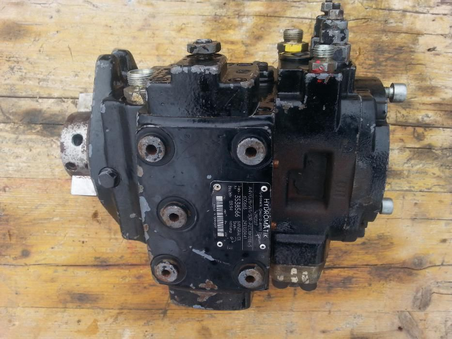Pompa hidraulica A10VG18DGM1