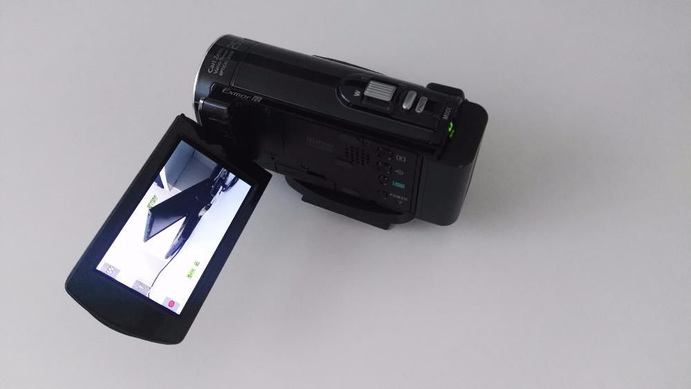 Camera video sony hdr cx 115