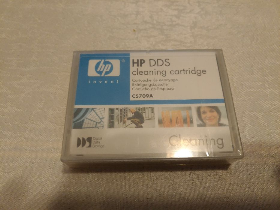 C5709A HPE DDS Cleaning Cartridge / Cartus curatare