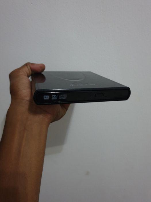 Leitor de DVD externo