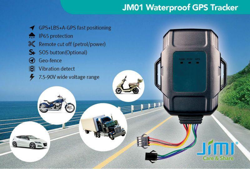 GPS para sua viatura pessoal