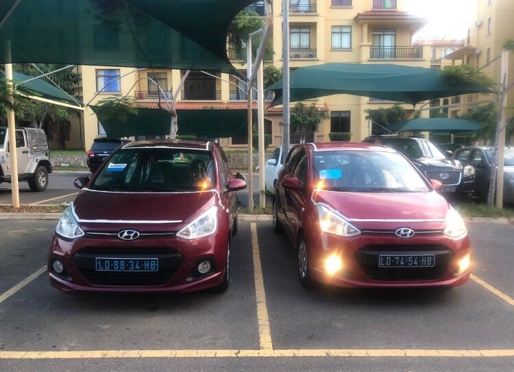 Hyundai grand I10 disponíveis 2.. 0 km