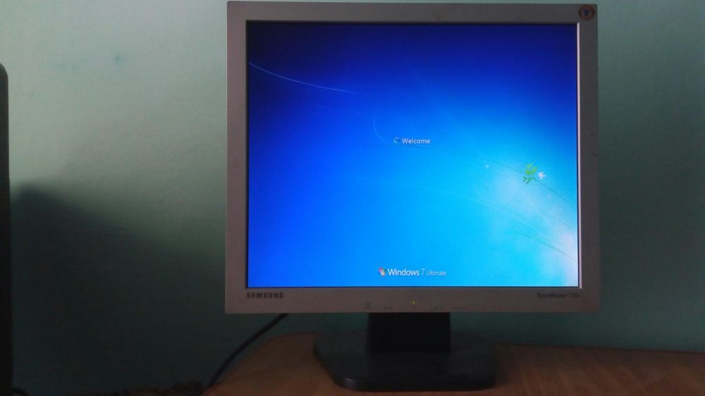 Monitorul Samsung