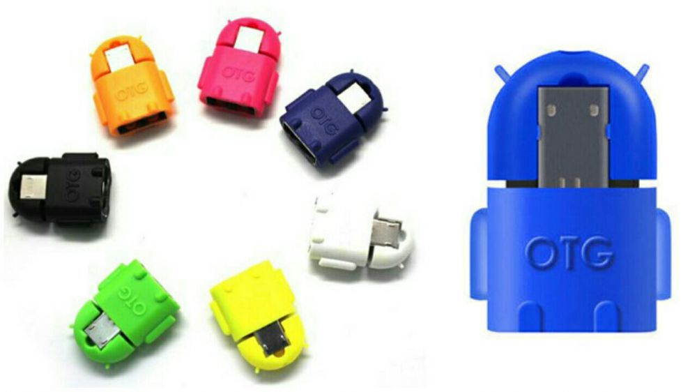 Adaptador USB para Smart Phones