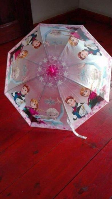 Guarda chuvas infantis