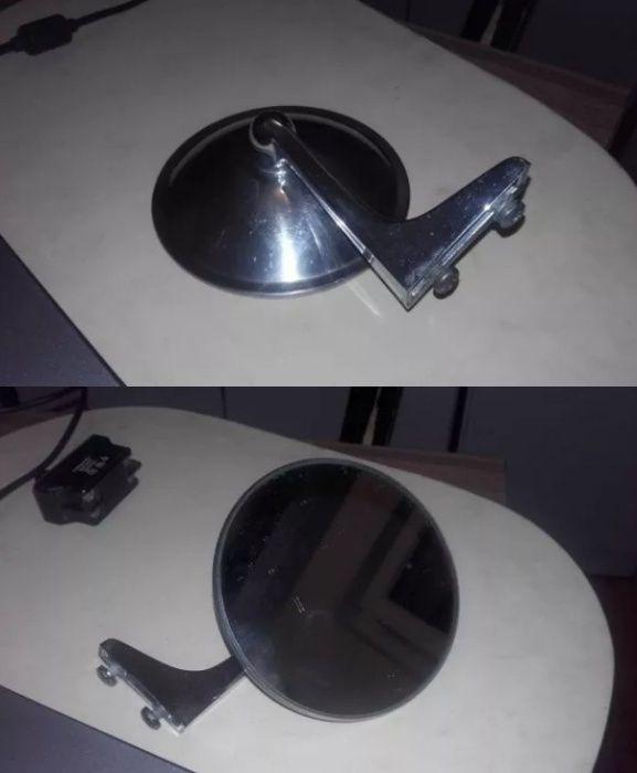 Oglinda crom oldtimer -RARITATE-COLECTIE-