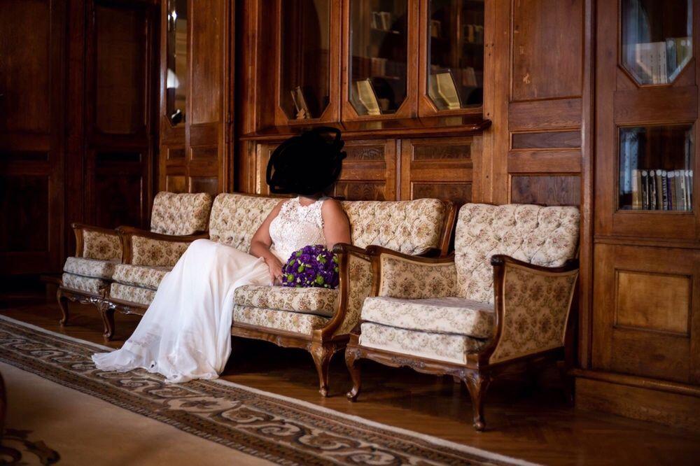 Rochie de mireasa La Sposa 2018 adusă de la casa de moda Barcelona
