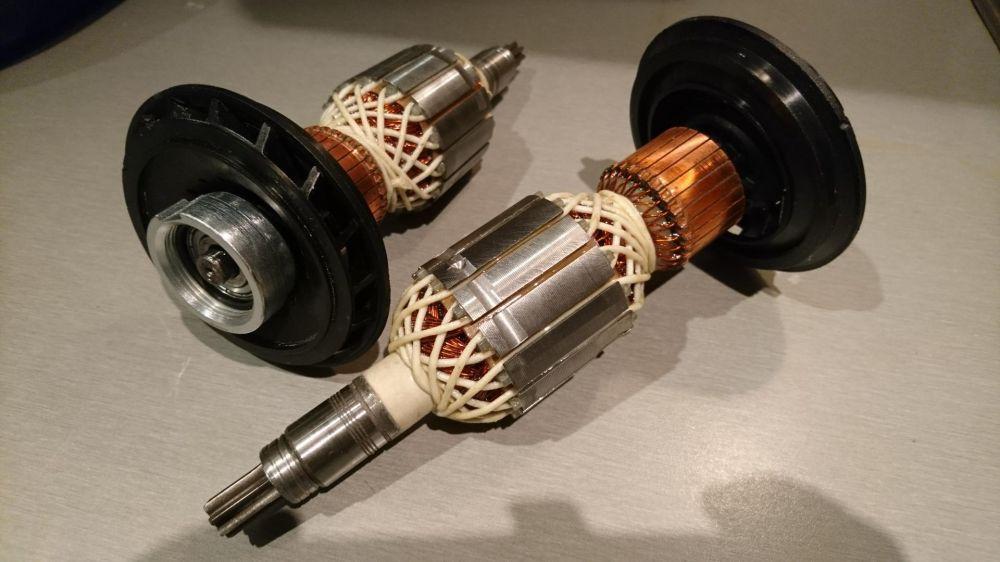 Ротор Бош 11 ( Bosch Gbh 11 De и Gsh 11 E ) перфоратор/ къртач