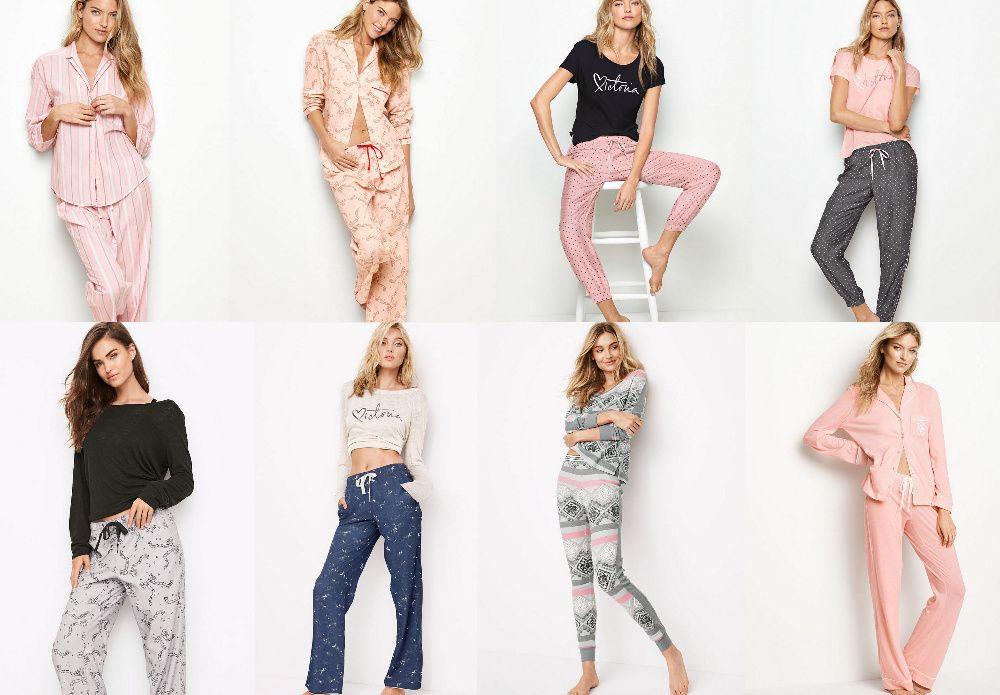 NOU! Pijamale Victoria's Secret