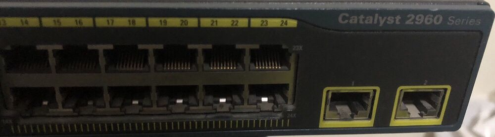 Switch Cisco 2960 Series