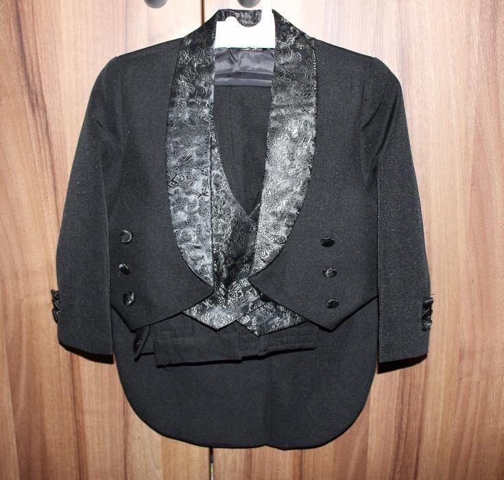 Новый костюм Фрак на 1-2 года (Турция)