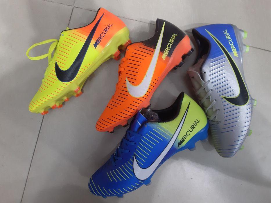 Chuteiras para futebol 11 Alto-Maé • olx.co.mz 205a3b36bd485