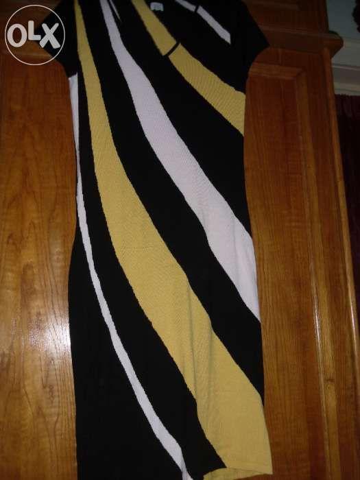 rochita tricotata cu maneca scurta