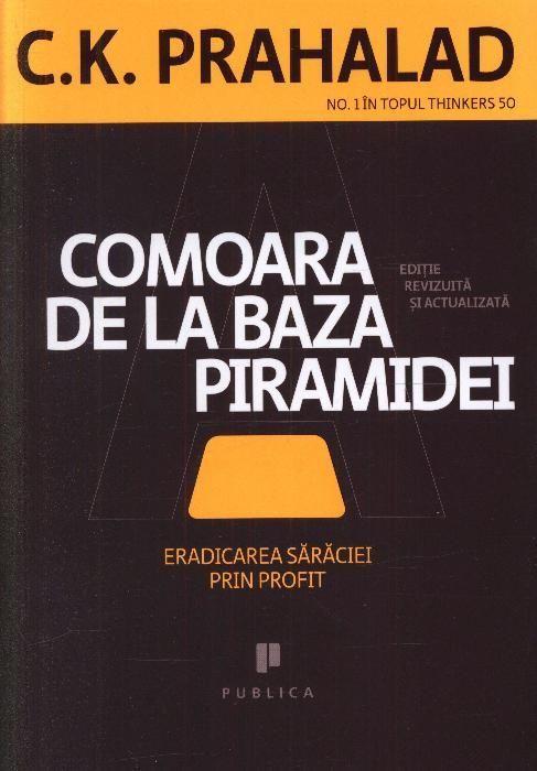 Comoara de la baza piramidei de C.K.Prahalad