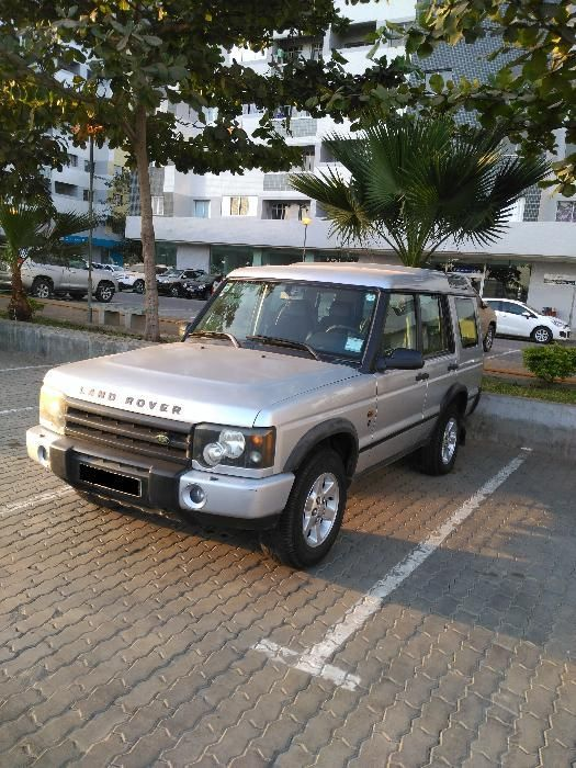 Land Rover Discovery II Gasolina CX Manual