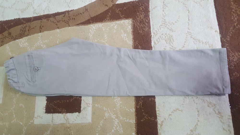 Pantaloni stofa din bumbac pentru copii = calitate