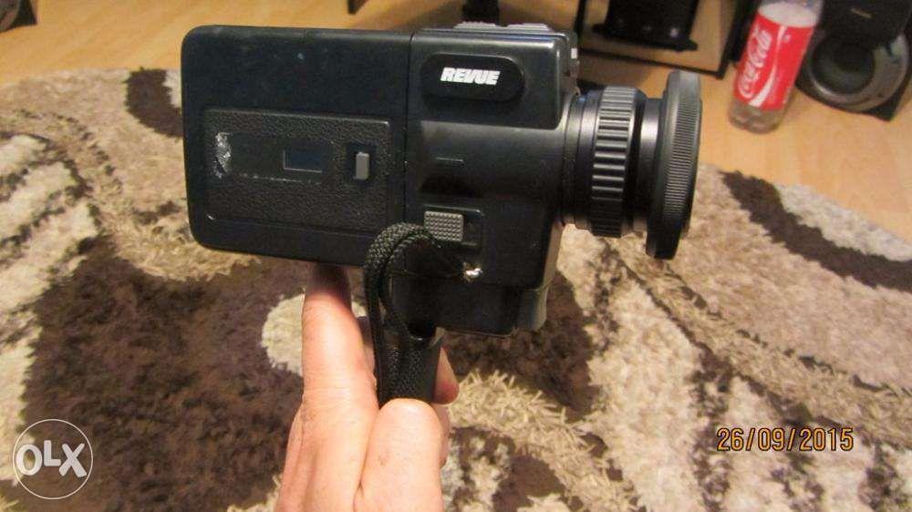 Camera video vintage Revue CX-20 defecta