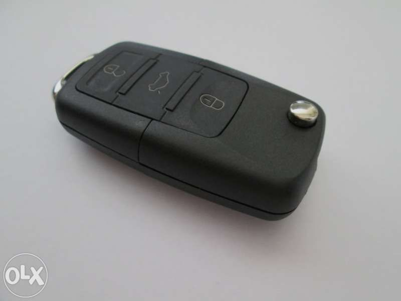 Ключ 3 бутона комплект (VW, Skoda, SEAT) серия 1K0/959/753/G!